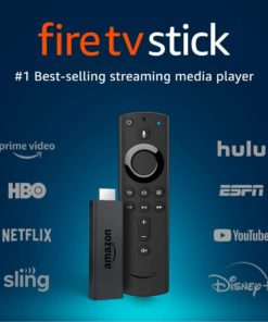 Fire TV Stick Streaming Media Player with Alexa
