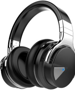 Active Noise Cancelling Headphones Bluetooth Headphones with Microphone (6 Colors)